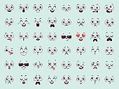 Emojis template collection