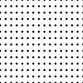 Geometric seamless pattern. Monochrome abstract vector texture.