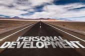 Personal Development sign