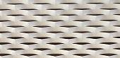 3D Modern white pattern