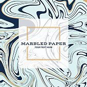 Marbled Paper Background 01
