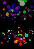 Bokeh lights background (XXX Large)