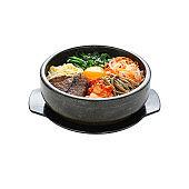Korean food - Bi bim bap