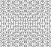 Six rays hex linear stars seamless pattern gray background
