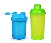 Protein shaker.