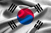 Flag of South Korea - Republic of Korea
