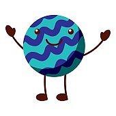 planet venus comic character