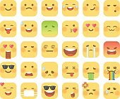30 cute emoticons