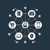 Internet of Things - Illustration