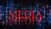 Abstract Digital Media