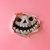 Halloween concept
