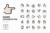 Hand Conversation