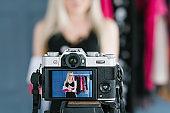fashion blogging video streaming equipment camera
