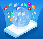 Global internet network business