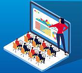 Network Online Training