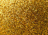Abstract christmas golden shiny background with copy space