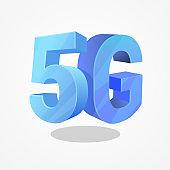 5G Technology Illustration