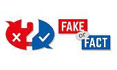 Fake oder Fakt Nachrichten