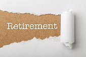 Retirement Business Concept