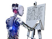 Genius Cyborg and Future of The Artificial Intelligence
