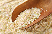 healthy sesame seeds