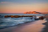 Sunrise over Los Cabos - Beach