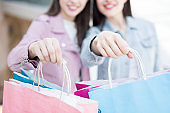 Calling for shopping sales