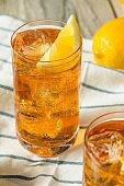 Refreshing Southern Sweet Iced Tea