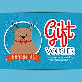 christmas gift voucher gift card