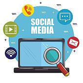 social media and network communication design