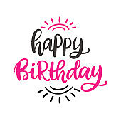 Happy Birthday to You poster template
