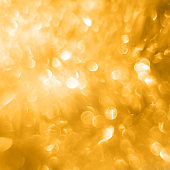 Christmas golden bokeh background.
