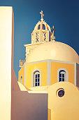 santorini dome