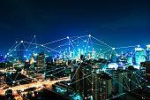 City life and communication