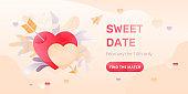 Sweet Date Web Banner
