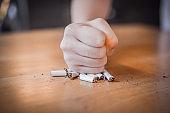 I am quitting smoking