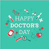 Happy doctor's day.