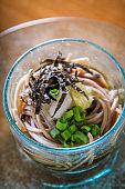 japanese keiseki shoba noodles