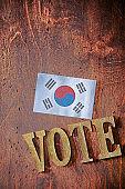 Word vote