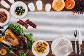 Food composition for thanksgiving day