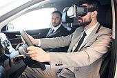 VR Test-drive