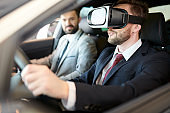 Driving in VR