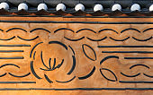 Korean traditional wall pattern