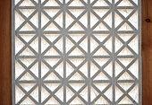 Korean traditional Window Pattern