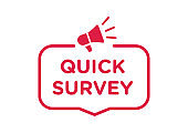 Vector Quick Survey Icon