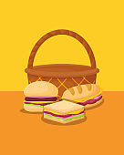 picnic food design