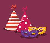 Party hats design