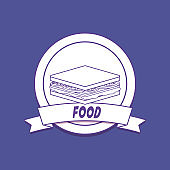 emblem of food design