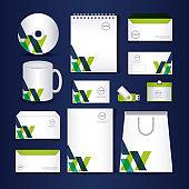 stationary templates design