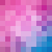 Abstract triangle purple texture background, geometric pattern